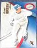 2001 Fleer eX Shawn Green #74 Dodgers