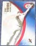 2001 Fleer eX Jose Vidro #73 Expos