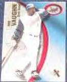 2001 Fleer eX Mo Vaughn #41 Angels