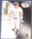 2001 Fleer eX Magglio Ordonez #68 White Sox
