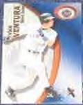 2001 Fleer eX Robin Ventura #66 Mets