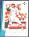 01 UD Reserve Rick Ankiel #104 Cardinals