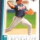 01 UD Reserve Rafael Furcal #92 Braves