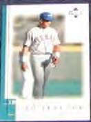 01 UD Reserve Andres Galarraga #45 Rangers