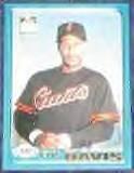 2001 Topps Traded Eric Davis #T13 Giants