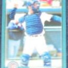 2001 Topps Traded Todd Hundley #T21 Cubs