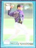 2001 Topps Traded Horacio Estrada #T202 Rockies