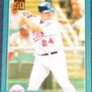 2001 Topps Traded Matt LeCroy #T204 Twins