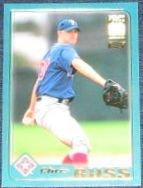 2001 Topps Traded Chris Russ #T252 Rangers