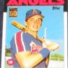2001 Topps Traded Wally Joyner #51T Angels