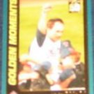 2001 Topps Golden Moments Nolan Ryan #785 Rangers