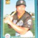 2001 Topps Tsuyoshi Shinjo #725 Mets
