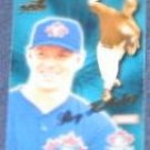 1999 Pacific Aurora Rookie Roy Halladay #199 Blue Jays