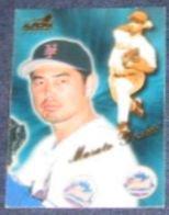 1999 Pacific Aurora Masato Yoshii #124 Mets
