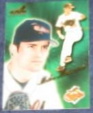 1999 Pacific Aurora Mike Mussina #24 Orioles