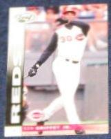 2002 Leaf Ken Griffey Jr. #18 Reds