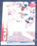 2002 Leaf Fred McGriff #105 Cubs