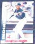 2002 Leaf Kenny Lofton #22 Indians
