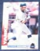 2002 Leaf Alfonso Soriano #33 Yankees