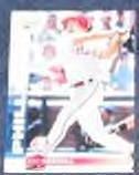 2002 Leaf Pat Burrell #40 Phillies