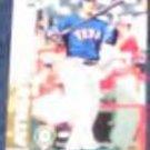 2002 Leaf Carlos Pena #48 Athletics