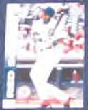 2002 Leaf Tony Clark #24 Red Sox
