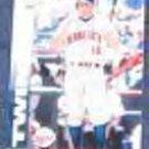 2002 Leaf Doug Mientkiewicz #123 Twins