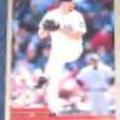 2000 Topps Bret Saberhagen #12 Red Sox