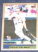 2000 Topps Dean Palmer #43 Tigers