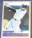 2000 Topps Paul Sorrento #91 Devil Rays