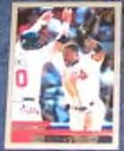 2000 Topps Brian Jordan #72 Braves