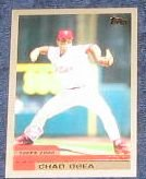 2000 Topps Chad Ogea #63 Phillies