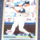 2000 Topps Jim Edmonds #107 Angels