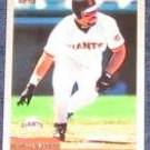 2000 Topps Marvin Benard #174 Giants