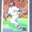 2000 Topps Lance Johnson #157 Cubs