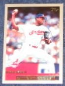 2000 Topps Dwight Gooden #131 Indians