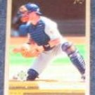 2000 Topps Dave Nilsson #69 Brewers