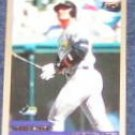 2000 Topps Jose Canseco #200 Devil Rays