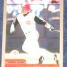 2000 Topps Greg Vaughn #113 Reds