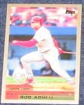 2000 Topps Bob Abreu #38 Phillies