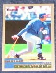 2000 Topps Henry Rodriguez #191 Cubs