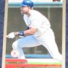 2000 Topps Reggie Jefferson #169 Red Sox