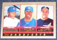 2000 Topps Prospects Brown/Patterson/Berkman #207