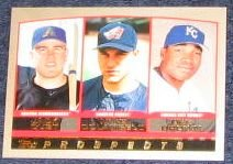 2000 Topps Prospects Cust/Colangelo/Brown #202