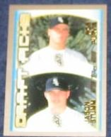 2000 Topps Draft Picks Stumm/Purvis #214 White Sox