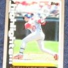 2000 Topps Highlights FernandoTatis #220 Cardinals