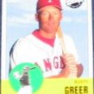 2001 Upper Deck Vintage Rusty Greer #84 Rangers