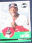 2001 Upper Deck Vintage Kenny Lofton #55 Indians