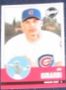 2001 Upper Deck Vintage Joe Girardi #213 Cubs