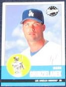2001 Upper Deck Vintage Mark Grudzielanek #238 Dodgers
